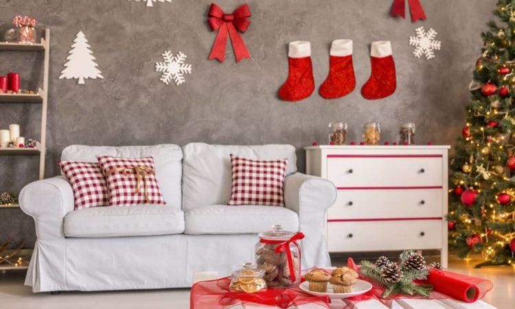 vánoční styl